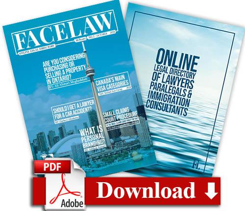 Facelaw Magazine NO 3 PDF