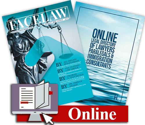 Facelaw Magazine NO8 Online