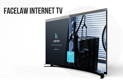 Facelaw Internet TV